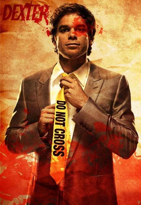 The final Dexter Poster