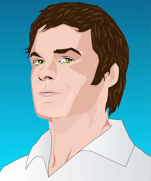 Design A Dexter Vector Illustration Designbump