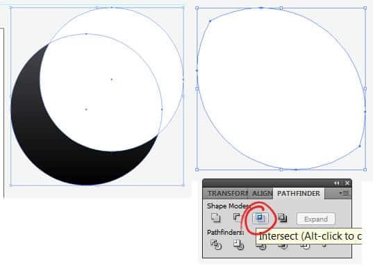 how to make oval shape using eraser in photoshop