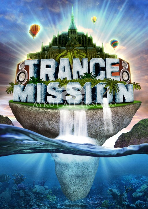 Trancemission Flyer