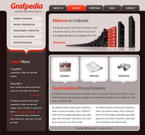 20+ Excellent Website Layout Photoshop Tutorials -DesignBump