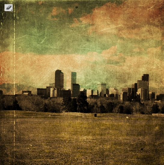 Give Your Photos a Distressed/Grunge Effect - Photoshop