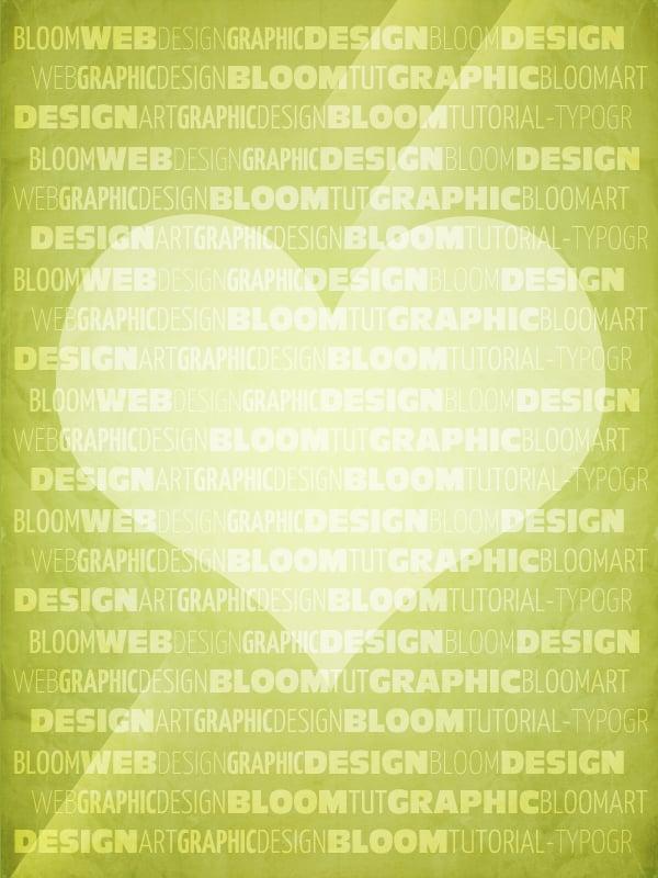 Textured Grunge Typography Poster Tutorial Photoshop