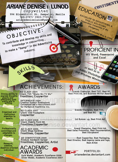 30  excellent resume designs for inspiration