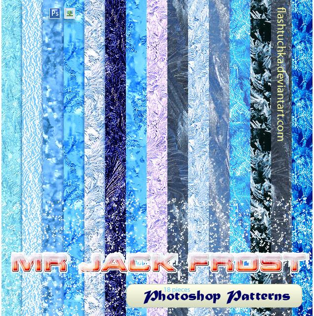 20+ Festive Christmas Photoshop Pattern Packs -DesignBump