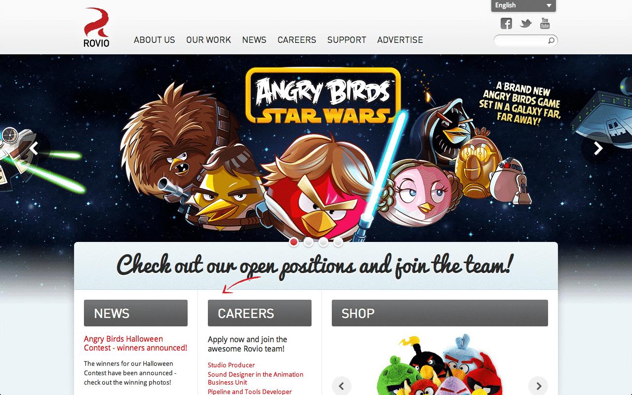 23 Brilliant Indie Game Development Studio Websites -DesignBump
