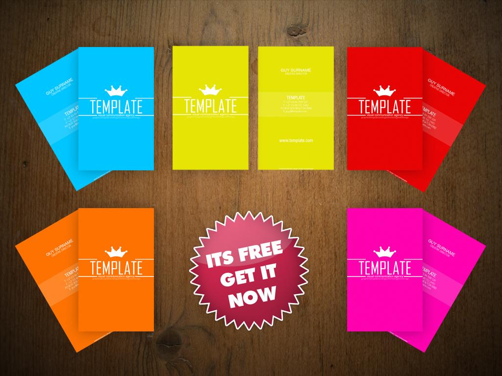 20+ Free Business Card PSD Templates to Download -DesignBump