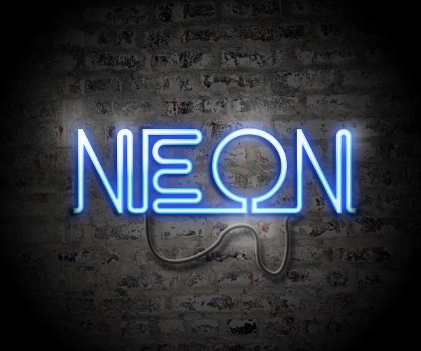 Easy Neon Text Effect In Photoshop Tutorial Designbump