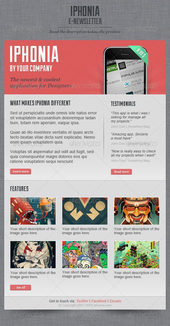 30+ Impressive Email Newsletters for Inspiration -DesignBump