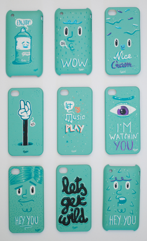 finest selection f3b1b ff256 90+ Designer iPhone Cases for Inspiration -DesignBump