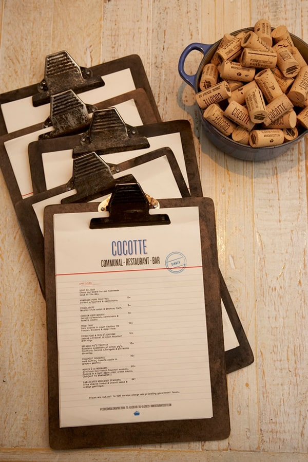 Awesome Picture of Menu Ideas For Restaurants - Fabulous Homes ...
