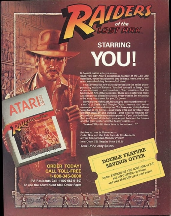 60  awesome vintage games advertisements