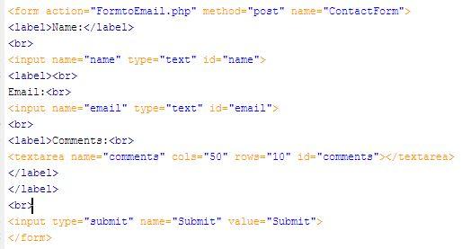 20 Photoshop HTML5 CSS3 Form Tutorials -DesignBump