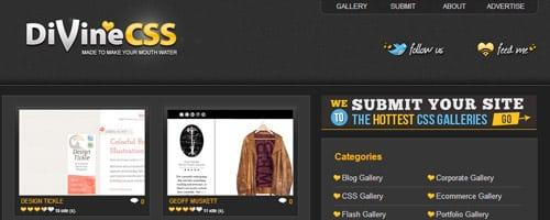 31 Css Web Design Galleries You Ll Love Designbump border=
