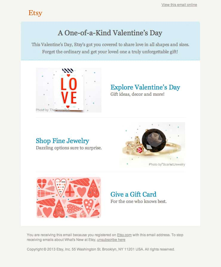 26 Email Newsletters Inspiration You Ll Love Designbump