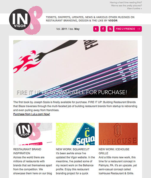 26 Email Newsletters Inspiration You\'ll Love -DesignBump