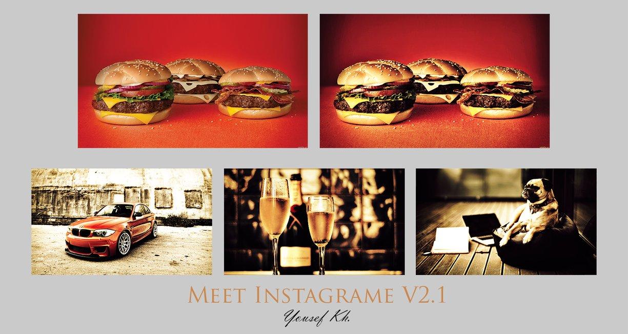 Meet Instagramme V2.1