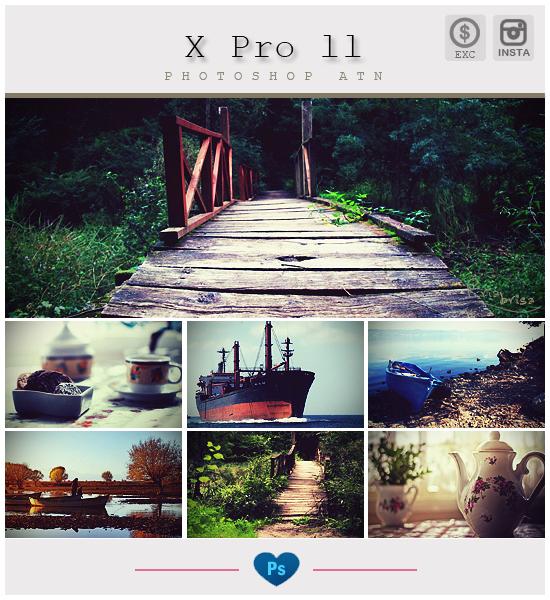 X Pro 11 Photoshop