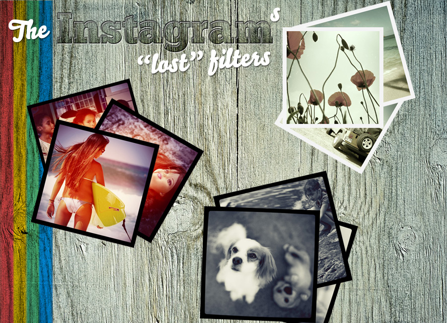The Lost Filters, You won't have seen these because they are missing :)