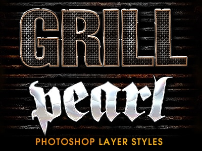 33 Beautiful Photoshop Layer Styles for Text Effects -DesignBump