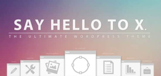 X-Wordpress-Theme