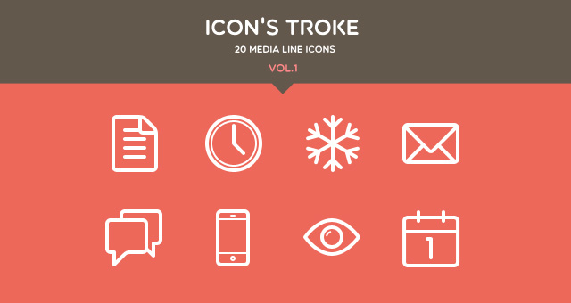 Best Free Flat Icons