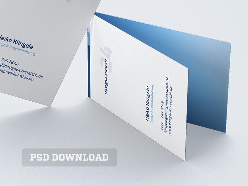 Best PSD Business Card Templates