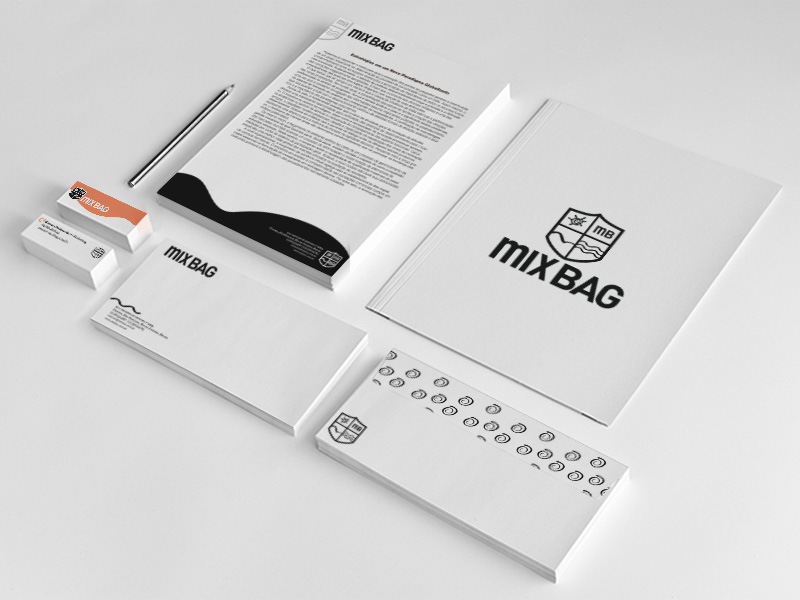 30 Creative Examples Of Stationery Designs Designbump