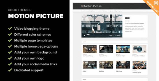 35 Fresh Responsive Video Wordpress Themes -DesignBump