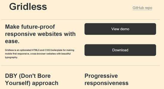 25 Css Frameworks For Responsive Web Design Designbump