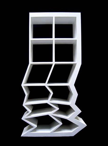 Awesome And Innovative Bookshelf Designs Designbump