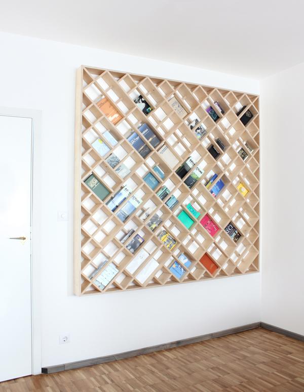 Book Shelf Design 30 awesome and innovative bookshelf designs -designbump