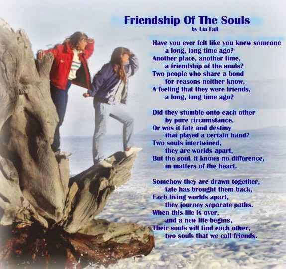 Peoms about friendship