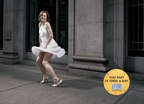 museum ads