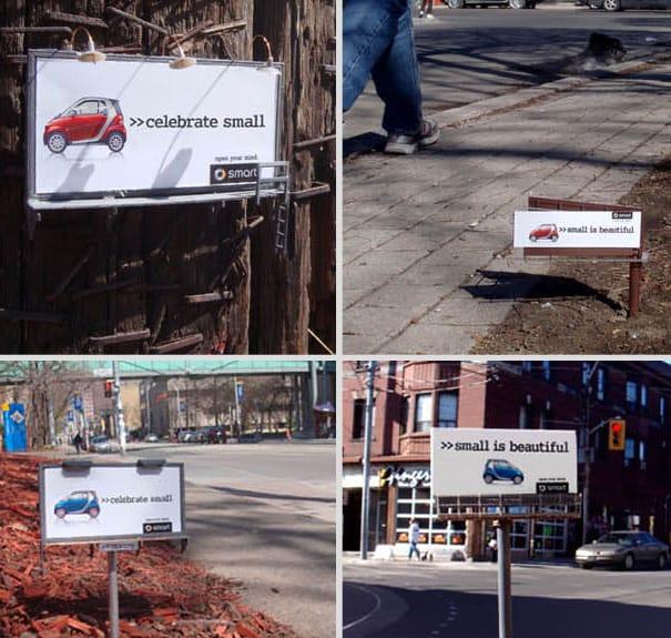 Billboard Advertising examples