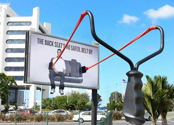 32+ Creative Examples of Billboard Advertising