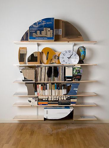 bookshelf design ideas