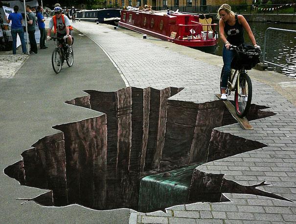 100 Creative Examples of Street Art
