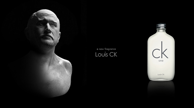 Louie C.K. Spoofs Calvin Klein Cologne