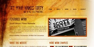 25+ Photoshop to HTML/CSS Conversion Tutorials