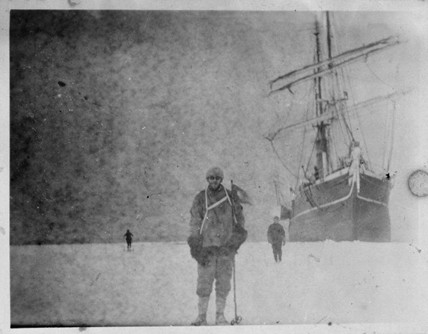 100-Year-Old Negatives Found in Antarctica Ice
