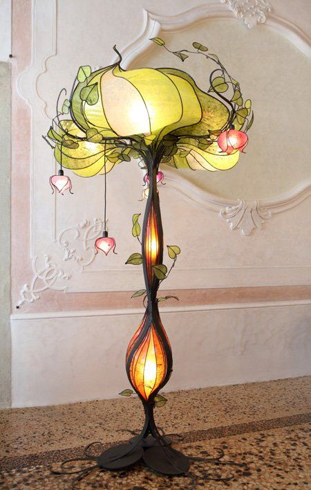 30 Cool and Creative Lamps