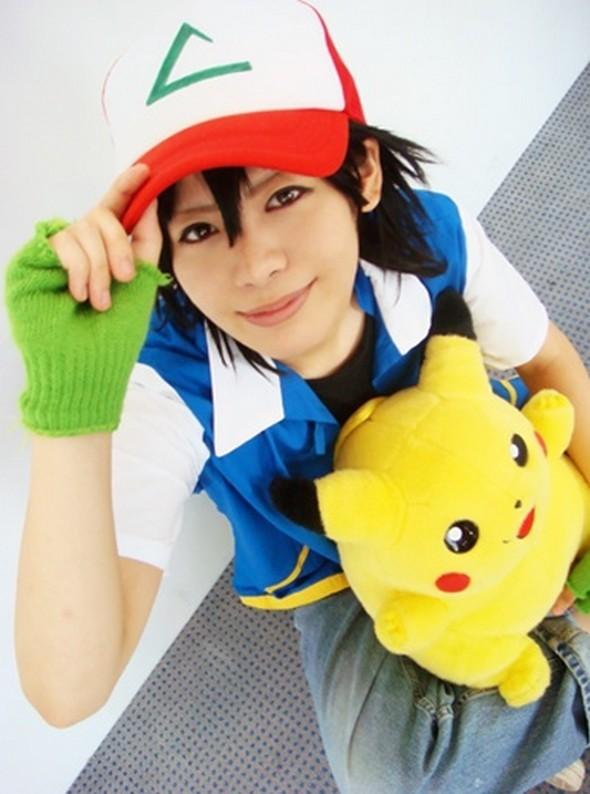 10 Real Life Pokemon Cosplayers