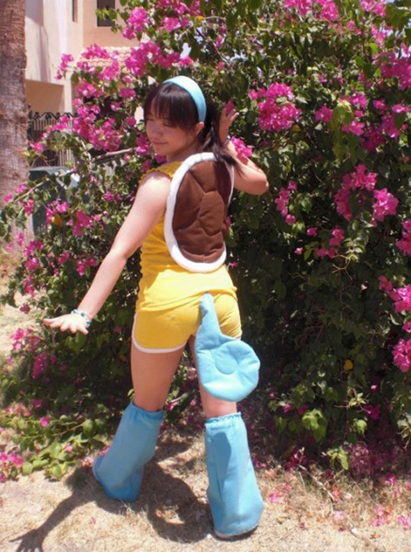 10 Weird and Funny Pokemon Cosplayers