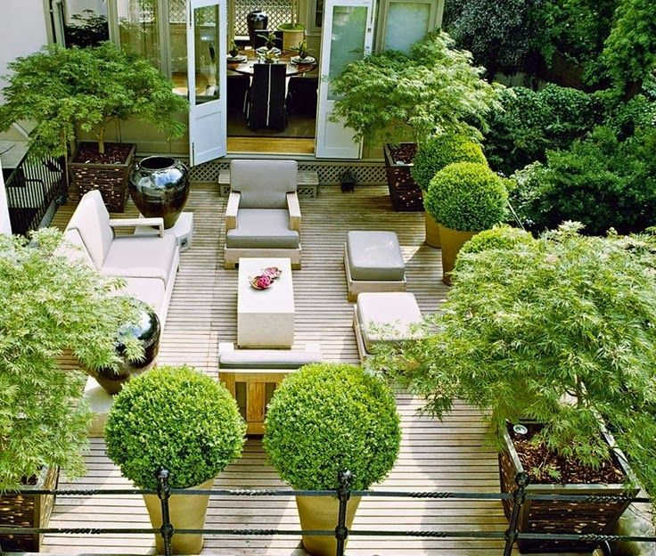 Garden Design Ideas: 31 Roof Garden Ideas To Bring Your Home To Life -DesignBump