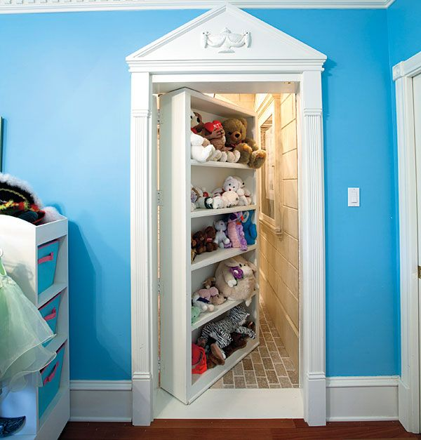 30 Secret Rooms You Will Want in Your Own Home