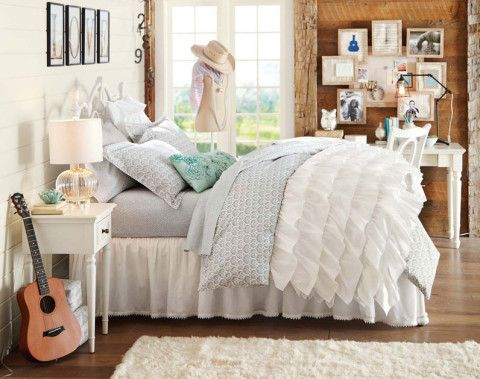 30 Smart Teenage Girls Bedroom Ideas -DesignBump on Teenage Rooms For Girls  id=20085
