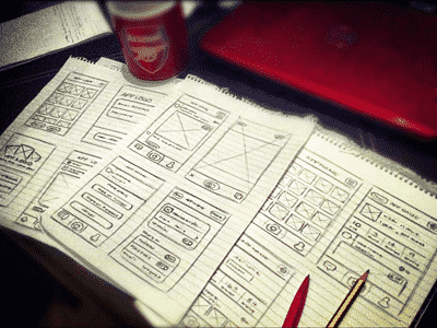 8 Tips for Planning Your Web Design with Sketches