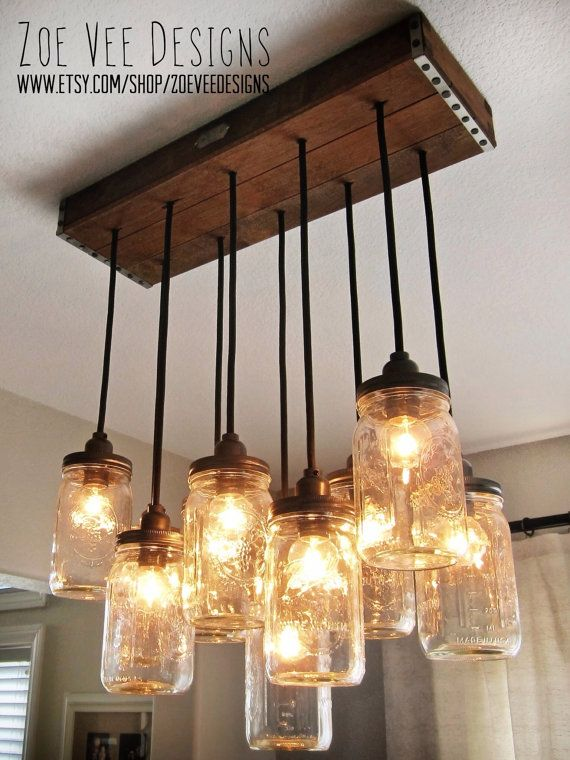 33 Diy Lighting Ideas Lamps Amp Chandeliers Made From