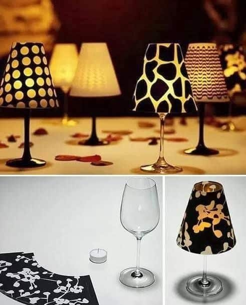 33 DIY Lighting Ideas: Lamps & Chandeliers Made From Everyday Objects